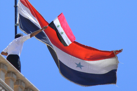 Syrian Flag FLICK