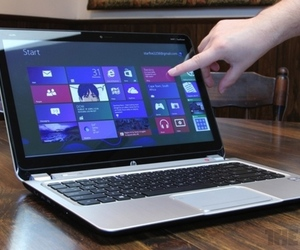 touchscreen laptop