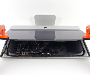 IFIXIT iMac late 2012 teardown