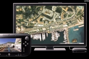 wii u google maps