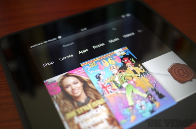 Gallery Photo: Kindle Fire HD 7-inch hands-on photos (review)