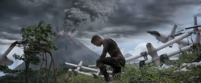 After Earth trailer screenshot