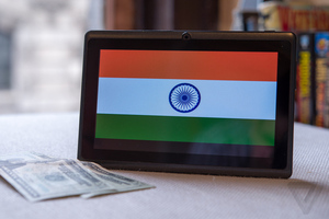 Aakash2 India android tablet hero