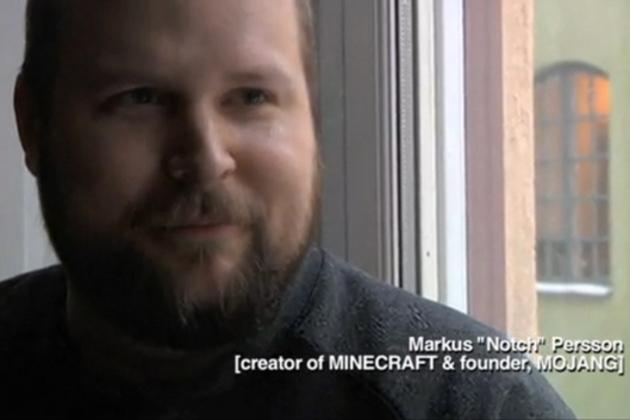 Minecraft: The Story of Mojang screencap