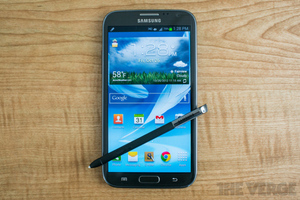 Gallery Photo: Samsung Galaxy Note II for AT&T review photos