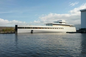 Steve Jobs yacht