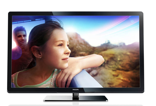 Gallery Photo: Philips spring 2012 smart TV range