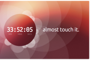 Ubuntu countdown