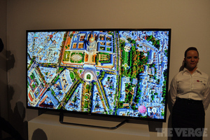Gallery Photo: LG 55- and 65-inch 4K TVs