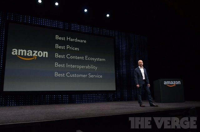 why amazon is the only unstoppable monster in tech today