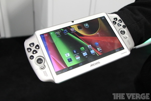 Gallery Photo: Archos GamePad hands-on photos
