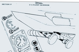 Declassified U-2 spy plane manual