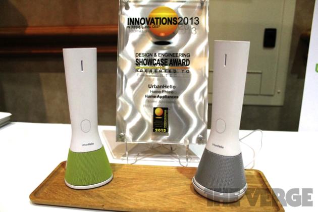 urbanhello ces innovations award
