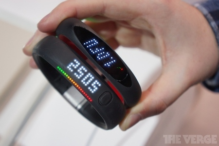 LG smart activity tracker
