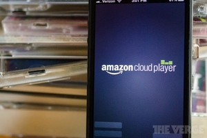 Amazon Cloud Player CD stock