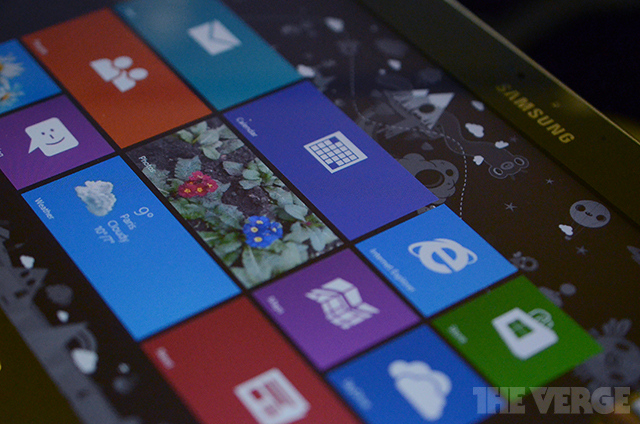 Samsung Windows 8