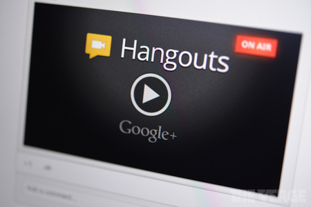 Google+ Hangouts on Air Stock