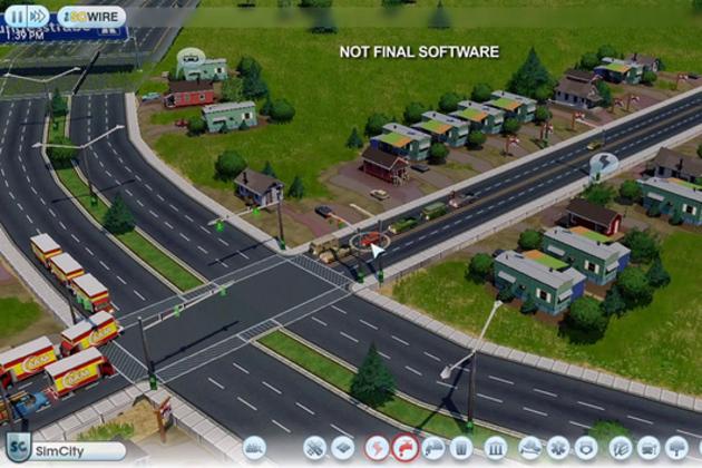 SimCity gameplay screenshot 960
