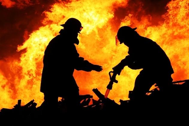 Fireman shutterstock