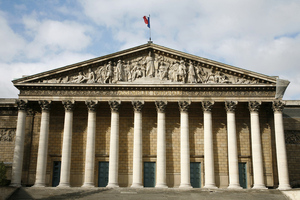 French Parliament (Shutterstock)