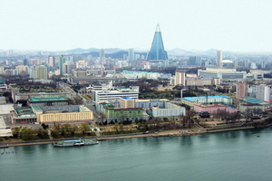 pyongyang (shutterstock)