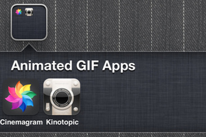 Cinemagram and Kinotopic