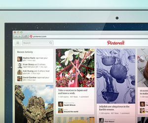 Pinterest redesign test