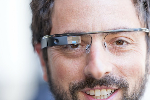 Google Glass headset with bone-conduction speakers revealed in FCC filing
