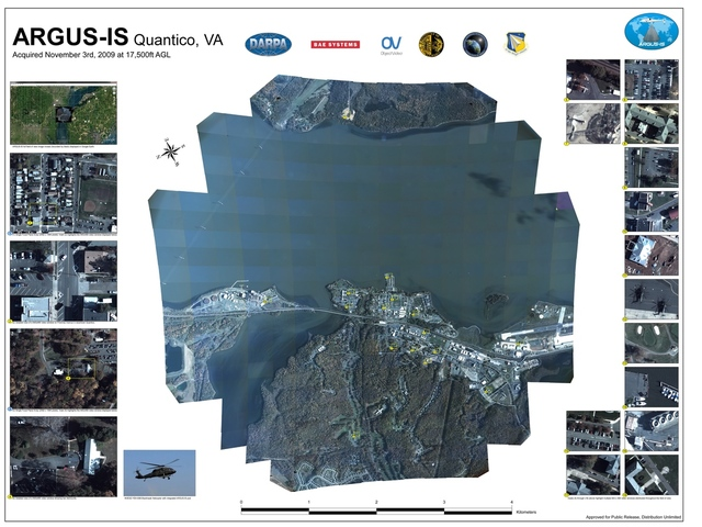 ARGUS-IS (credit: DARPA)