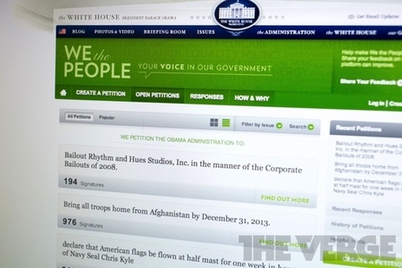 We the People White House stock 640