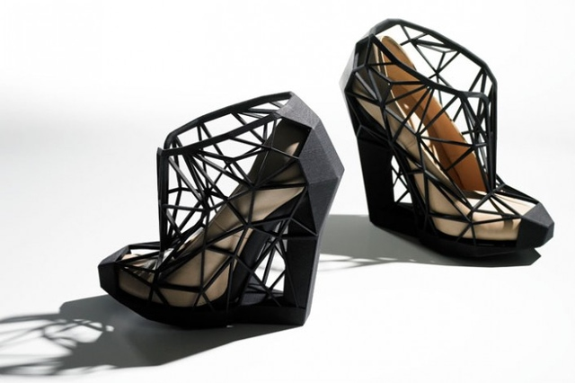 andreia chaves 3d printed shoes