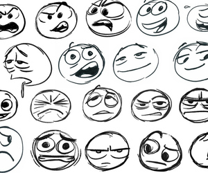 MATT JONES BUZZFEED facebook emoticon sketches