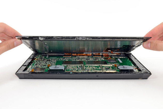 Surface Pro teardown
