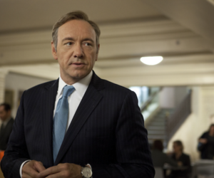 House of Cards - Netflix - Spacey