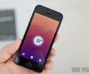 Gallery Photo: Haze for iPhone hands-on