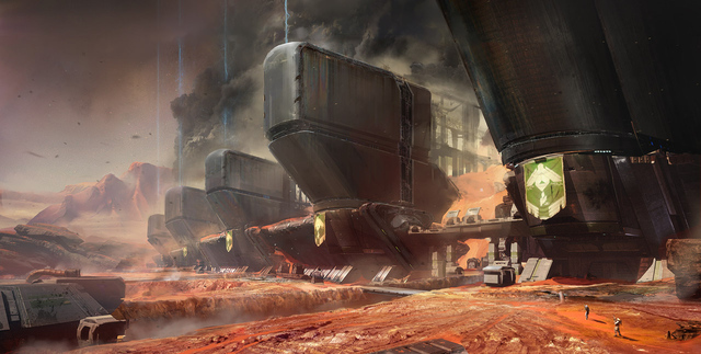 Destiny concept art Polygon