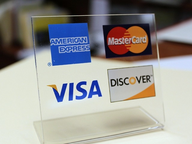 credit card logos