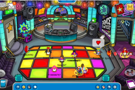 club penguin heart screencap