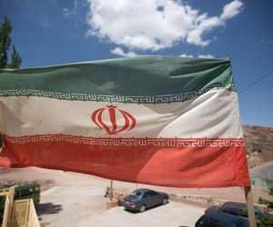 Flickr Iran flag