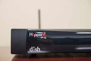 Dish Hopper With Sling