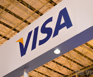 VISA logo (STOCK)
