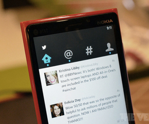 Twitter for Windows Phone