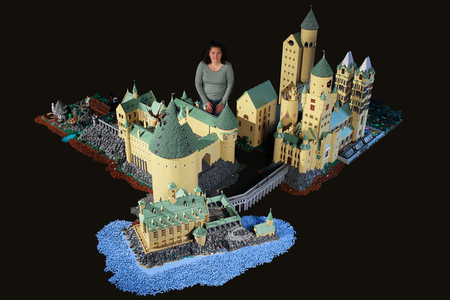 Lego Hogwarts