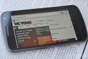 Chrome Beta Android The Verge