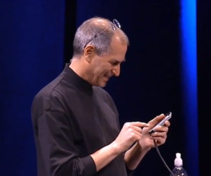 Jobs 2007 keynote screenshot