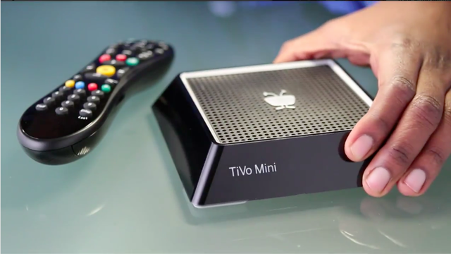 tivo mini official