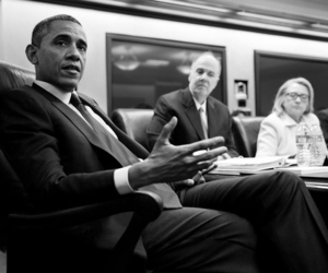 Obama national security team situation room