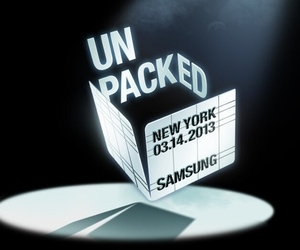 Samsung unpacked