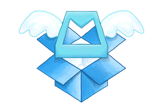 dropbox acquires email app mailbox the verge dropbox snaps up mailbox app 640x426