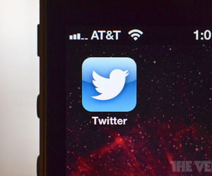 Twitter for iOS app icon